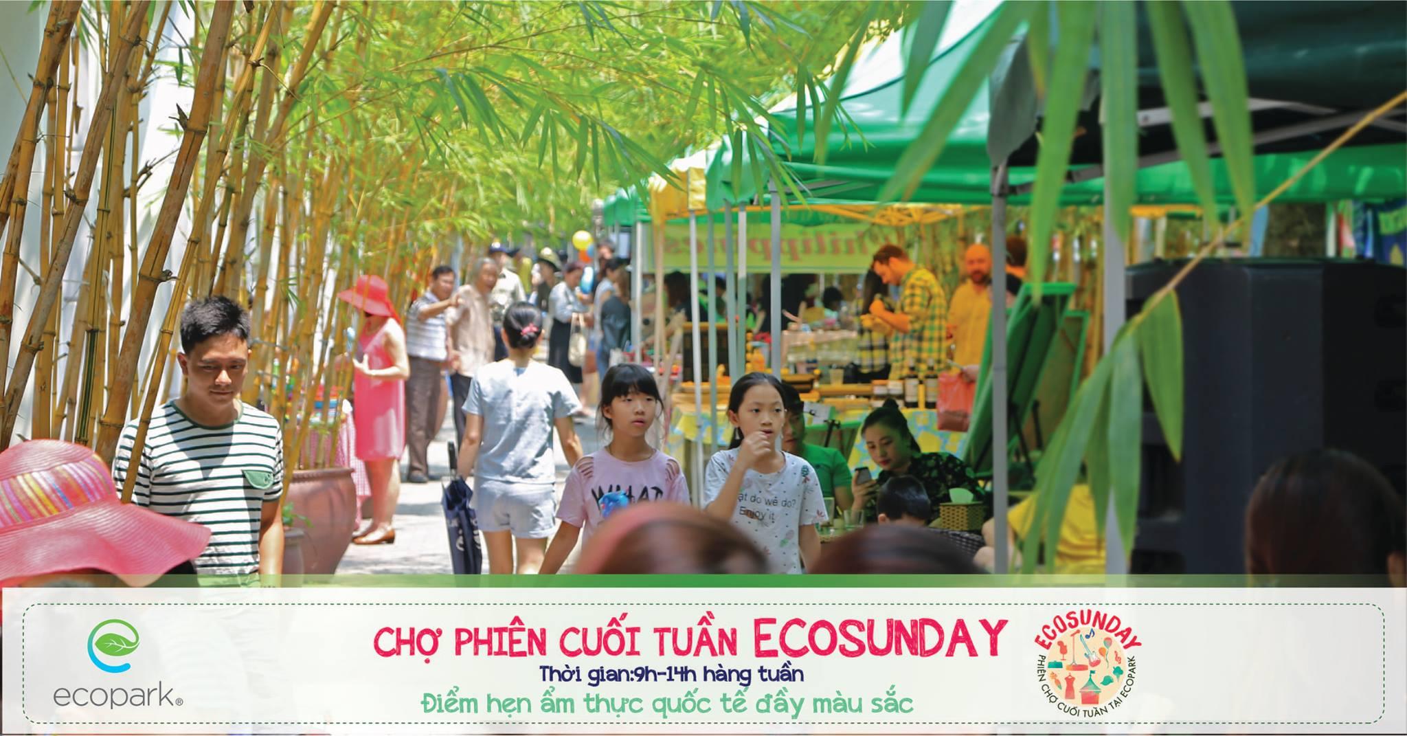 kinh nghiem vui choi tai Ecopark